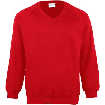 vaatteet Lapset Svetari Maddins MD02B Red