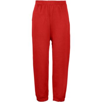 vaatteet Lapset Verryttelyhousut Maddins MD03B Red