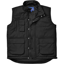 vaatteet Miehet Neuleet / Villatakit Portwest PW027 Black