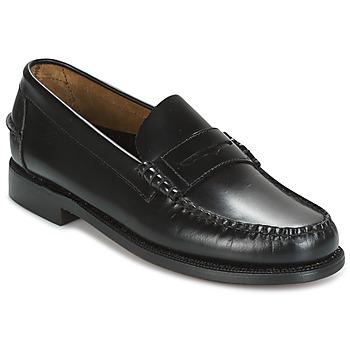 kengät Miehet Mokkasiinit Sebago CLASSIC Black