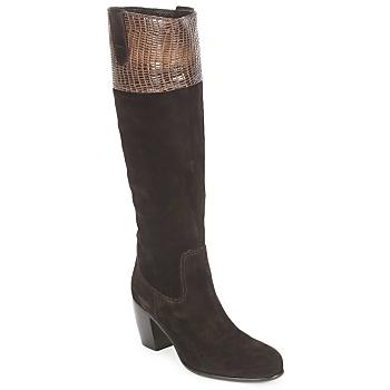 kengät Naiset Saappaat C.Doux ENZO BOT Brown