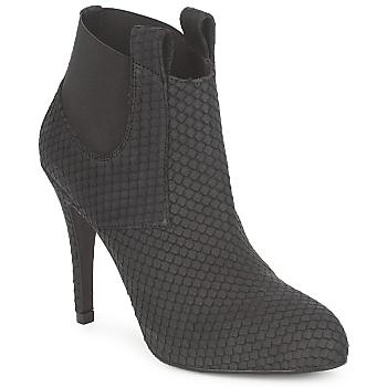 kengät Naiset Nilkkurit Frida CASTRIL Black