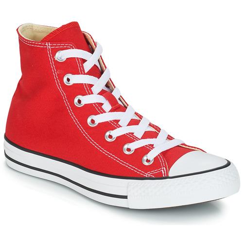 kengät Korkeavartiset tennarit Converse CHUCK TAYLOR ALL STAR CORE HI Red