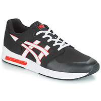 kengät Miehet Matalavartiset tennarit Asics GEL-SAGA WG Black / Red
