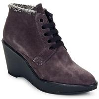 kengät Naiset Nilkkurit Parallèle LAHO Luumu