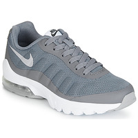 kengät Pojat Matalavartiset tennarit Nike AIR MAX INVIGOR GS Grey