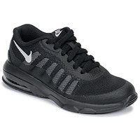 kengät Lapset Matalavartiset tennarit Nike AIR MAX INVIGOR PS Black / Grey