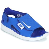 kengät Pojat Sandaalit ja avokkaat Nike SUNRAY ADJUST 5 Blue