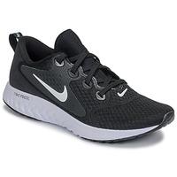 kengät Naiset Juoksukengät / Trail-kengät Nike REBEL REACT Black / White