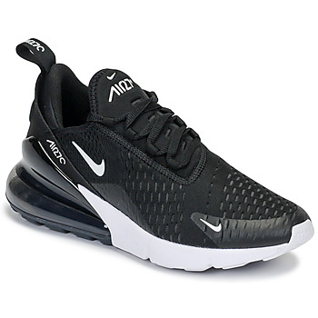 free shipping f6fb5 ee0de kengät Naiset Matalavartiset tennarit Nike AIR MAX 270 W Black   White